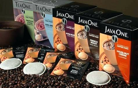 Use of Coffee Pods